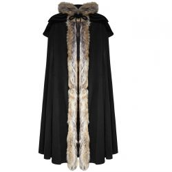 'Black Foxa' men's Cape