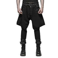 Pantalon 'Havoc Crew Uniform' Noir