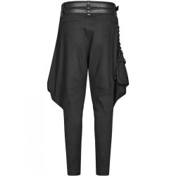 Black 'Havoc Crew Uniform' Pants