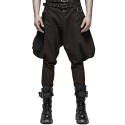 Pantalon 'Havoc Crew Uniform' Marron