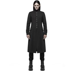 Black 'Nomeon' Long Jacket