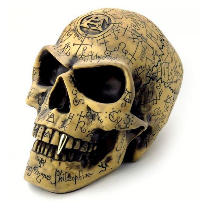 Resine 'Omega Skull'