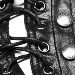 Harnais d'Epaule Gothique 'Girl Stalker' Noir