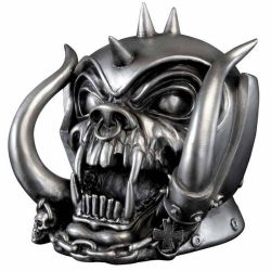 'Motorhead Warpig' 3D Logo