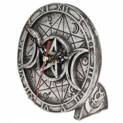 Horloge 'Wiccan'