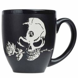 Alchemist Engraved Ceramic Mug