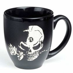 Mug en Céramique Gravée Alchimiste