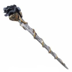 Black Rose Wand