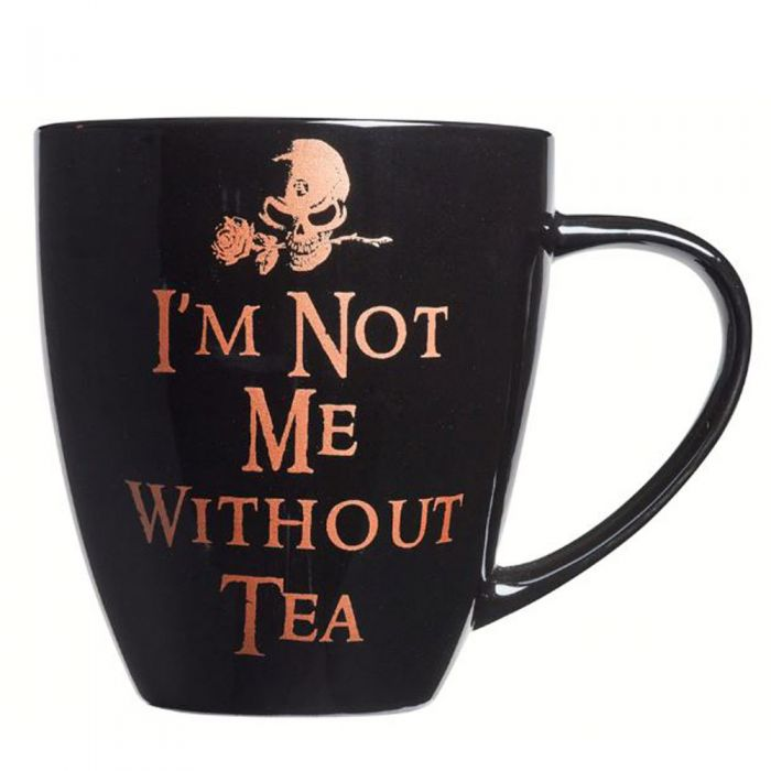 'Not Me Without Tea' Mug