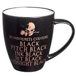 Mug 'My Favourite Colours'