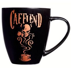 'Caffiend' Mug