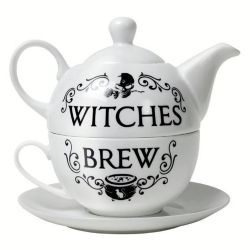 Service à Thé 'Witches Brew'