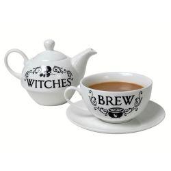 Service à Thé 'Witches Brew'