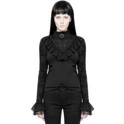 'Black Soiree' Gothic Lolita Top