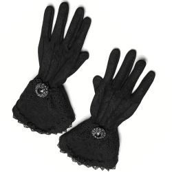 Men's Victorian Gothic 'Royal Vampire' Gloves