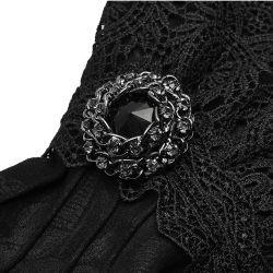 Gants Gothiques Victoriens 'Royal Vampire' pour Hommes
