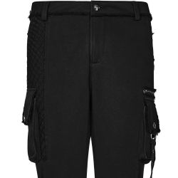 Dark Post-Apocalyptic 'Manticore' Pants