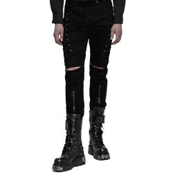 Black 'Argoth' Pants