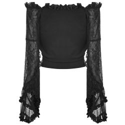 'Black Dust' Gothic Lolita Top