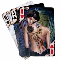 'Bicycle' Alchemy Gothic Playing Cards
