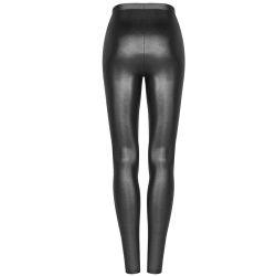 Black 'Slasher' Leggings