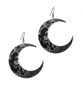 'Moon' Earrings