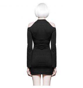 Black 'Lunatic' Dress
