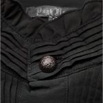 Black 'Charon' Steampunk Shirt