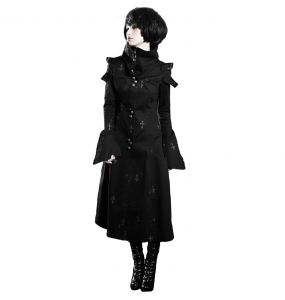 Black 'Elegant' semi-warm Coat