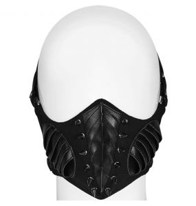 Masque 'Insect' Noir