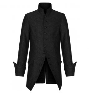 Black 'Royal Palace' Jacket