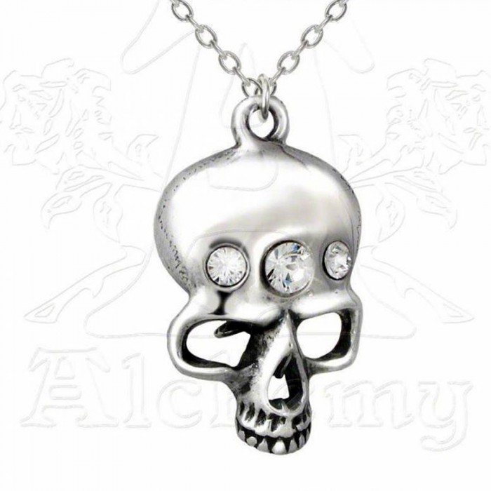 'The Demon in My Head' Pendant