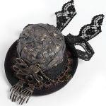 Mini Chapeau Steampunk 'Kraken'