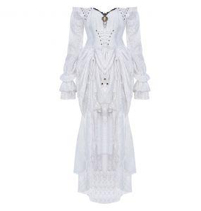 White 'Duchess' Dress