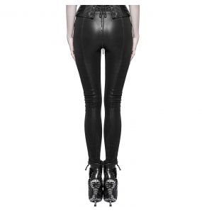 Leggings 'Nocturn' Noir