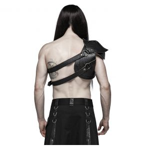 Black 'Dracarys' Shoulder Harness