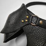 Harnais d'Epaule 'Dracarys' Noir