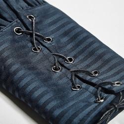 Blue Striped 'Edward' Shirt