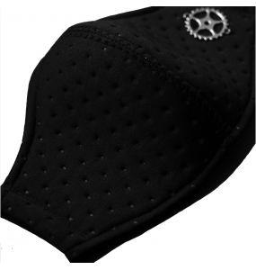 Masque 'Stalker' Gear Noir
