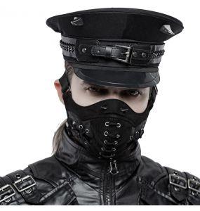 Masque 'Morpheus' Noir