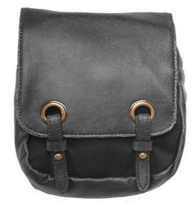 Black Kilt Bag