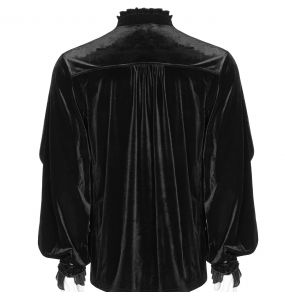 Black 'Romantic Goth' Shirt
