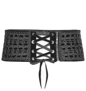 Black 'Nocturn' Girdle