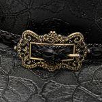 Chapeau 'Steam-Rider' Noir