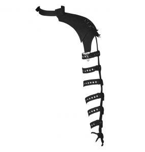 Black 'Orkus' Shoulder Harness