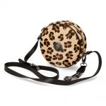 Leopard Round Shoulder Bag