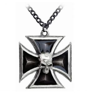 Pendentif 'Black Knight's Cross'