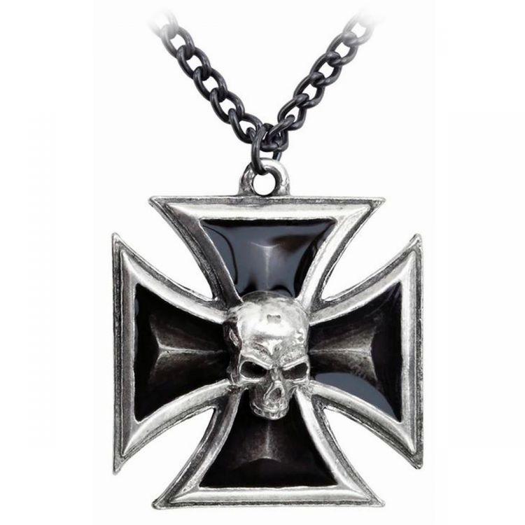 Pendentif 'Black Knight's Cross'