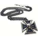 Black Knight's Cross Pendant