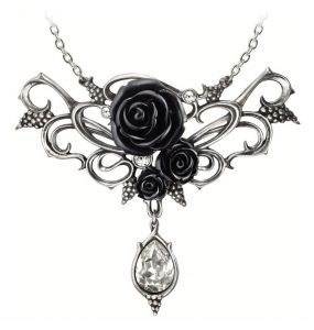 Pendentif 'Bacchanal Rose'